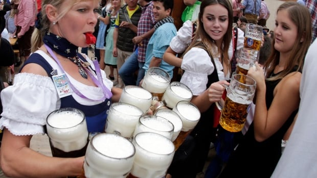 We're a long way from Oktoberfest (Munich edition pictured), but there will be plenty of beer events in B.C. over the next several months.