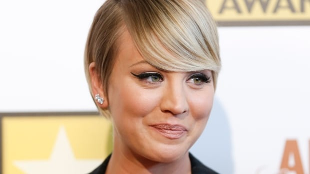 Actress Kaley Cuoco is one of multiple public figures who had private images stolen by hackers.