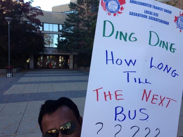 Saskatoon bus lockout