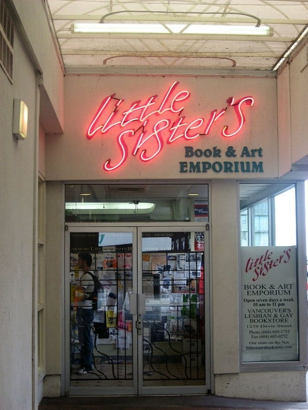 Little Sisters Book and Art Emporium