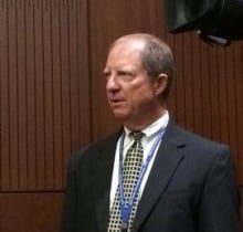 District Attorney Howard Cummings
