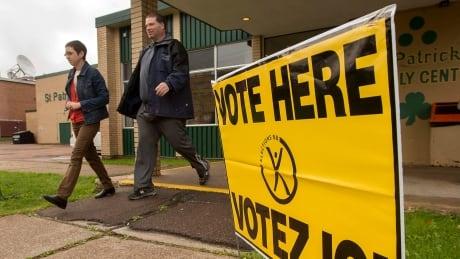 New Brunswick votes