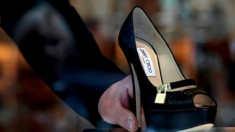 LABELUX BUYS JIMMY CHOO