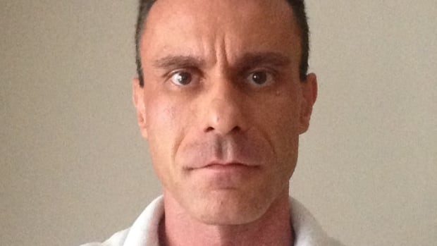 Slavko Miladinovic is running for mayor of Kitchener.