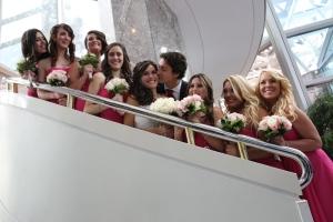 Justin Trudeau wedding photo bomb