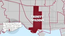 Ward 19 (Trinity-Spadina)