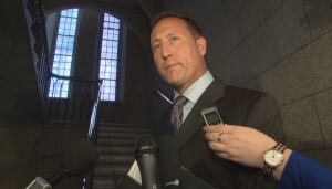 Peter MacKay - House of Commons after Questions Period Sept. 23, 2014