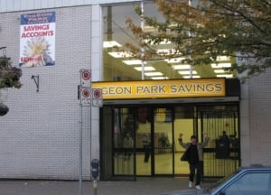 Pigeon Park Savings - Vancouver's Downtown Eastside