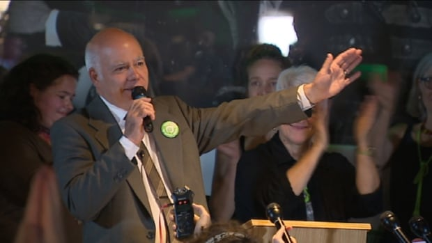 Green Party Leader David Coon made history on Monday night by becoming the first Green MLA elected in New Brunswick  history.