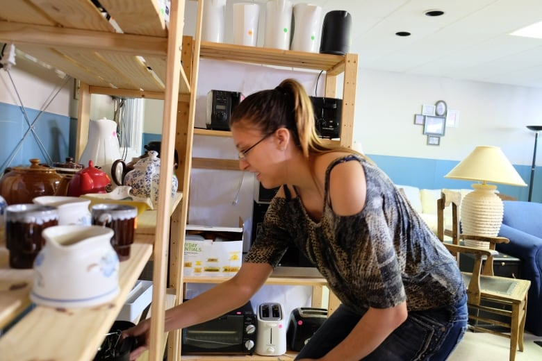 New West Broadway Furniture Store Gives Jobs To Homeless Youth Cbc