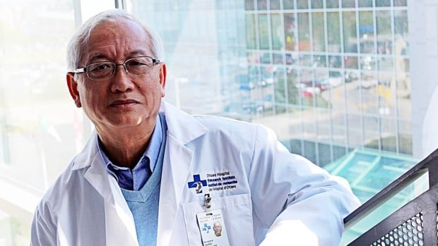 Ben Tsang, senior scientist at the Ottawa Hospital Research Institute, says a new study on ovarian cancer may spark a whole new avenue of research on why some patients are resistant to chemotherapy.