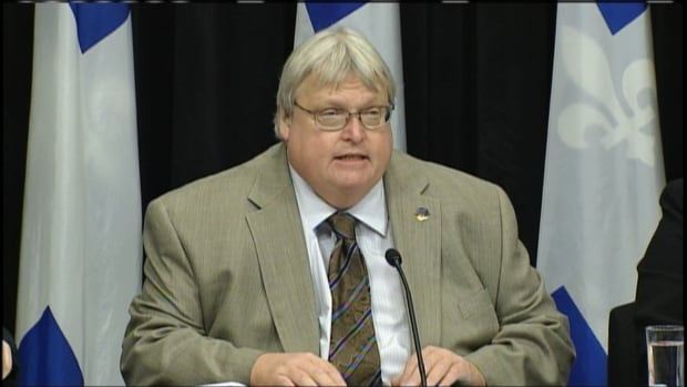 "Health Minister Gaétan Barrette says it's time to reform the health care system so that ""it works for the patient."""