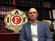 Scott Marks, International Association of Fire Fighters
