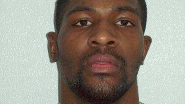 Police allege Alton Alexander Nolen, 30, had been fired from the Vaughan Foods processing plant in the Oklahoma City suburb of Moore before he entered a front office and attacked two women, killing one of them.