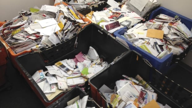 PJoseph Brucato, 67, hoarded the mail at his home, car and a post office locker.