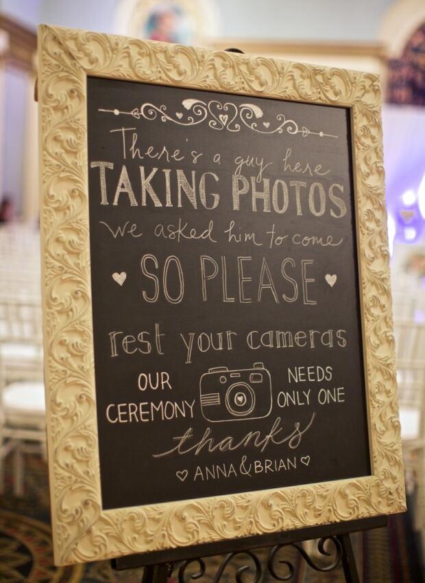 Unplugged Weddings