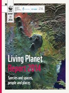 WWF Living Planet Report 2014 cover