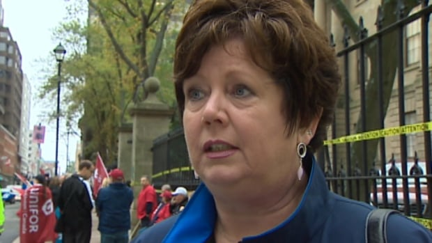NSGEU President Joan Jessome said in a statement Friday the union has reached a tentative deal for civil servants with the Nova Scotia government.
