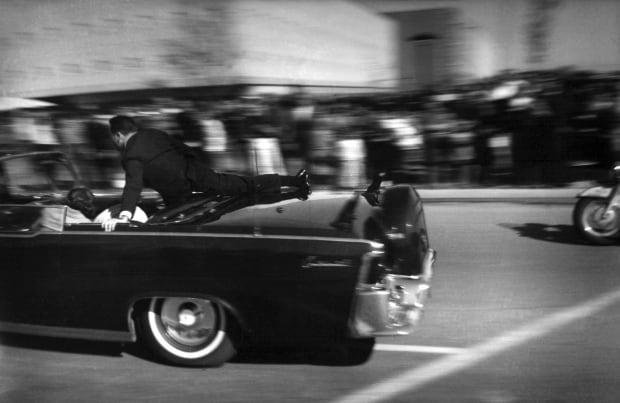 1963 and JFK Secret Service