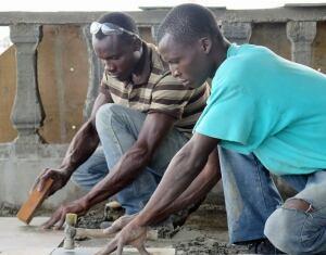 Monrovia renovations
