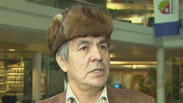 """Sahtu MLA Norman Yakeleya says the plan to replace Mounties' fur hats with tuques was a """"slap in the face to the aboriginal people, the culture, and to the trappers."""""""