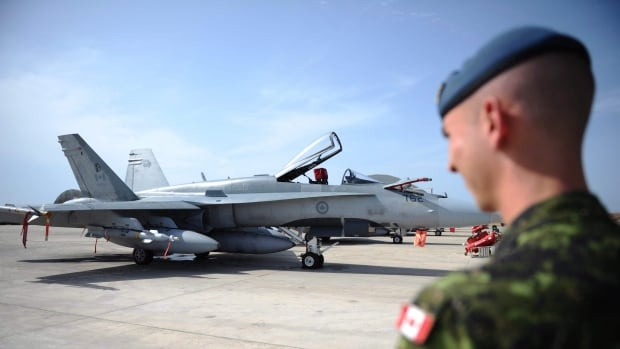 Under the proposed plan, Canadian fighter jets would strike targets in a relatively small area of northeastern Syria, ISIS's home base of operations.