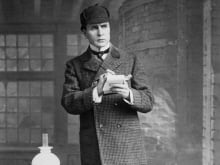 That deerstalker hat. That smoking pipe. Sherlock Holmes is iconic — but what is it about the famous detective that keeps him vital?