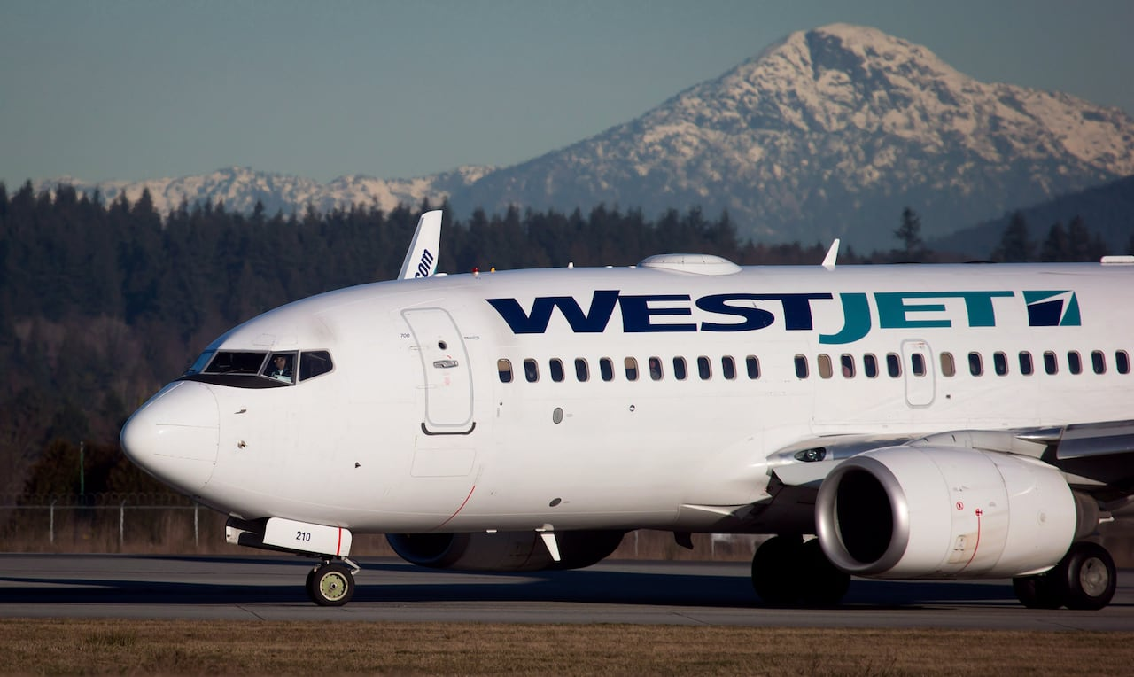 WestJet flight attendants claim they're paid less than