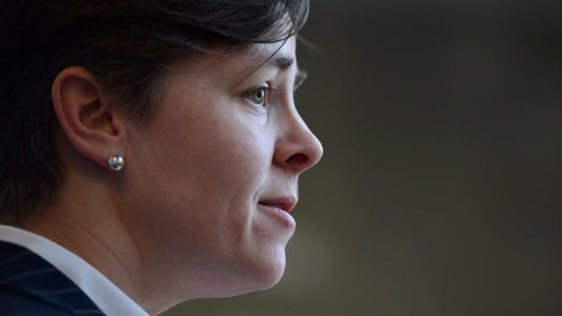 Status of Women Minister Kellie Leitch says the federal government is committed to ending violence against women and girls.