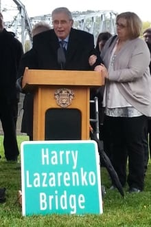Harry Lazarenko Bridge
