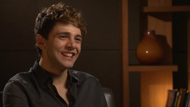 Acclaimed Quebec director Xavier Dolan, 25, is behind Canada's bid for best foreign film at the Oscars.