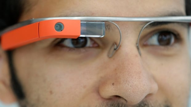 Under new rules, high-tech devices with a non-removable screen, like Google Glass, can carry required information such as serial numbers on an e-label instead of a physical label.