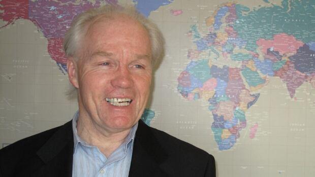 Peter Showler, immigration refugee expert