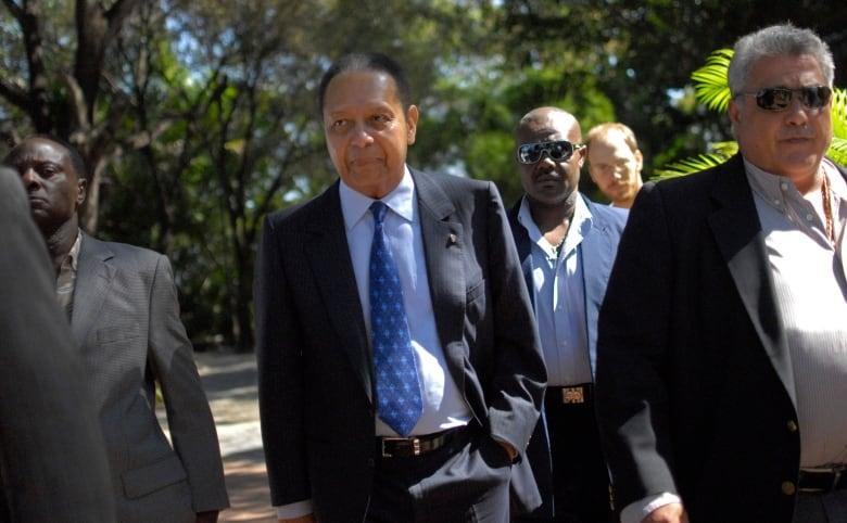 Jean Claude Duvalier Son