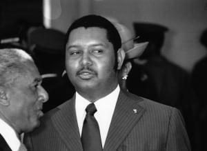 Haiti Obit Duvalier