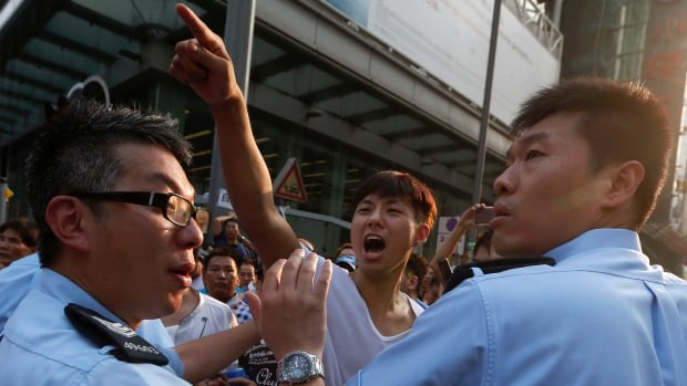 Demonstrators have been occupying the streets of Hong Kong since late September to protest against the Chinese government's ruling that limits who can run in the election for Hong Kong's next leader in 2017.