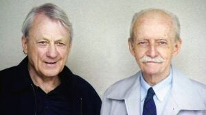Jacques Barbeau and E.J. Hughes - Oct. 6, 2014