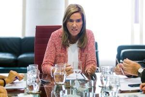 Spain Ebola Ana Mato