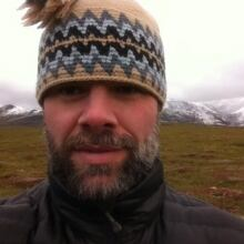 Christopher Fragassi-Bjørnsen, Co C.E.O of Amaruk Wilderness Corp.