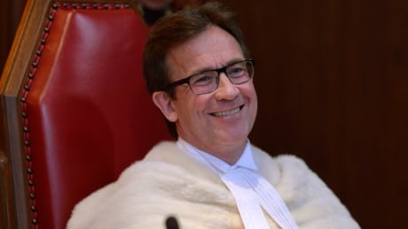 Supreme Court Justice Clement Gascon 20141006