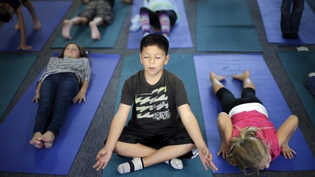 Yoga programs are one way schools are addressing the mental health needs of students.