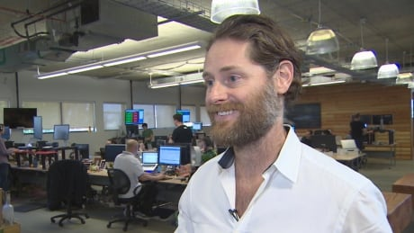 Hootsuite founder and CEO Ryan Holmes
