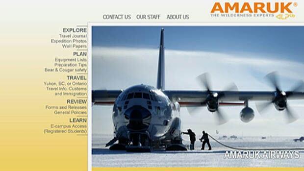 Amaruk Wilderness Corp