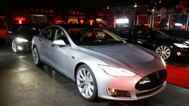 Tesla Motors ends 2014 with a loss, after building 35,000 electric cars