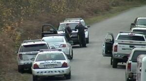 Lockdown, evacuation during manhunt at Slocan, B.C.