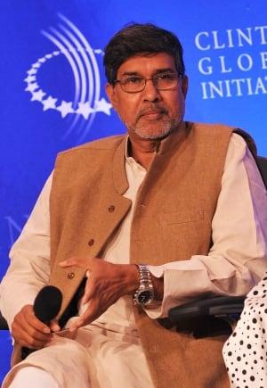 Kailash Satyarthi Nobel
