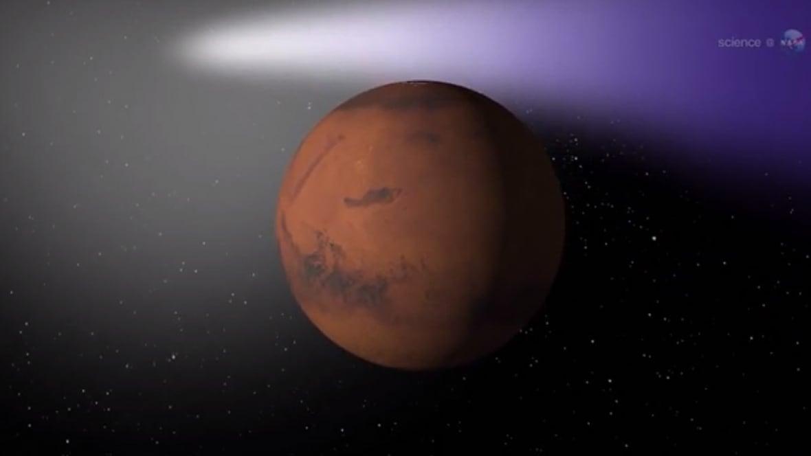 Mars Fleet Set To Observe Comet Sliding Spring Flyby