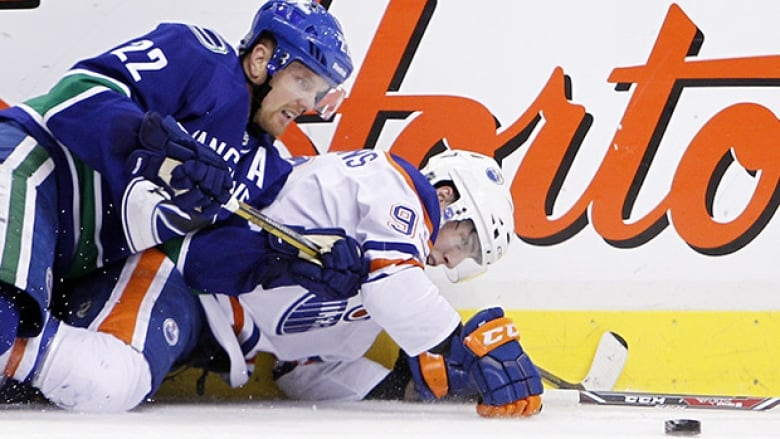 Hockey Night In Canada Oilers Vs Canucks Cbc Sports