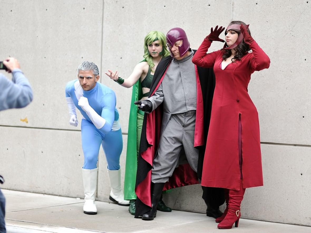 new york comic con 2014: costumes and crowds | cbc