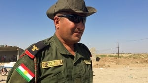 Major Farhad Jabari